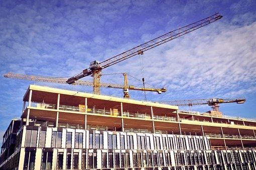Architecture, Construction, Build, Building, Site