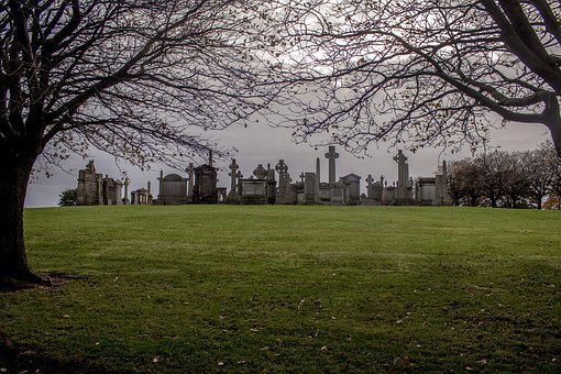 Necropolis, Glasgow, Scotland