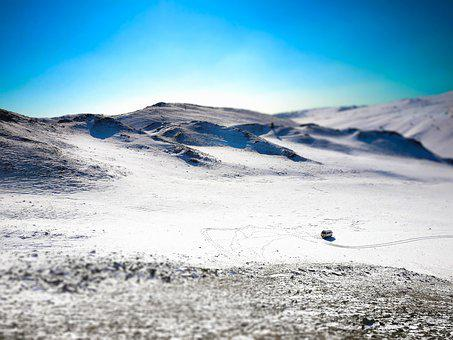 Siberia, Winter, Vehicle, Russia, Snow, Wintry
