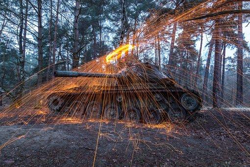 Panzer, Werwildert, Left Behind, Steel Wool