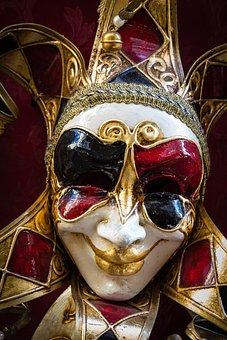 Venice, Carnevale, Carnival, Venetian, Masquerade