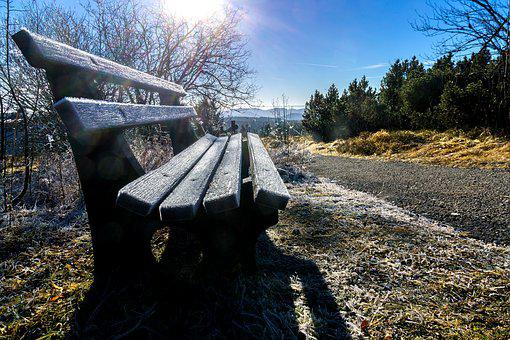 Winter, Time Of Year, Frozen, Nature, Landscape