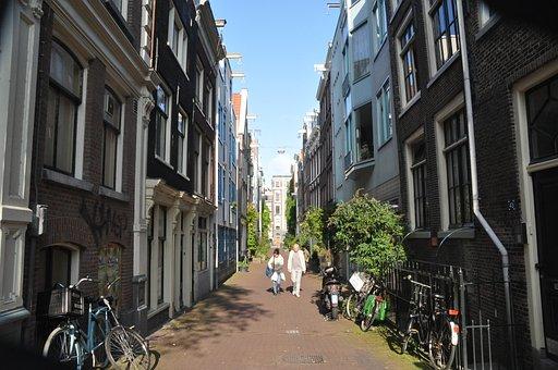 Amsterdam, Channels, Holland