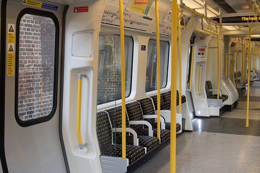 London Underground, Tube, Underground, London, Train