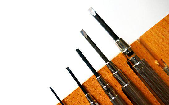 Screwdriver, Tool, Phillips, Craft, Metal, Repair