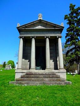 Crouse, Syracuse, New York, Mausoleum, Cemetery, Burial