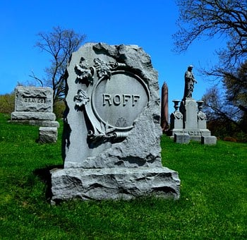 Cemetery, Graveyard, Grave, Scary, Death, Dead, Tomb