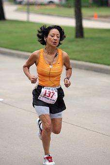 Runner, Marathon, Fitness, Sport, Marathon Runners