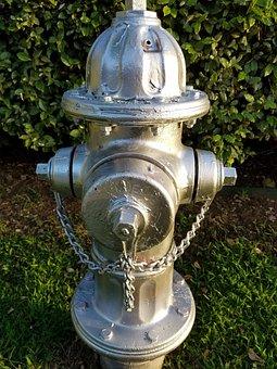 Fire Hydrant, Hydrant, Public, Emergency, Safety, Metal