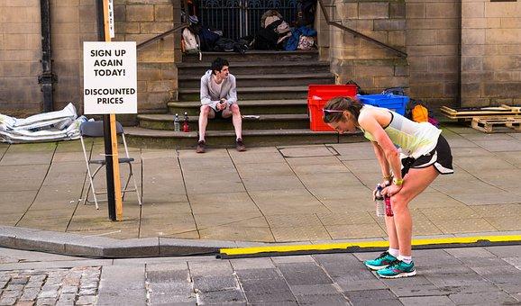 Marathon, Runner, Fitness, Run, Healthy, Athlete