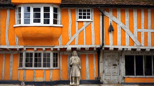 Old, Building, Antique, Vintage, Wood, Architecture