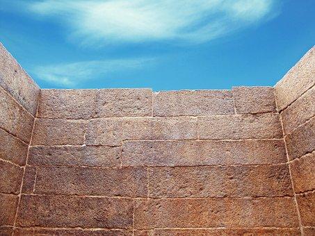 Wall, Blind Alley, Dead End, Impasse, Lockup, Deadlock
