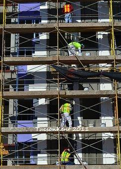 Construction Crew, Building, Site, Development