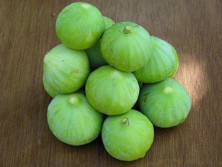 Figs, Fruit, Fresh