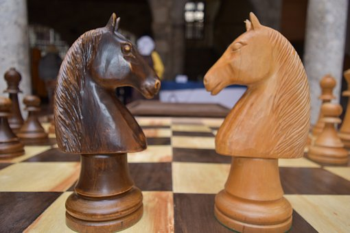 Horse, Games, Chess