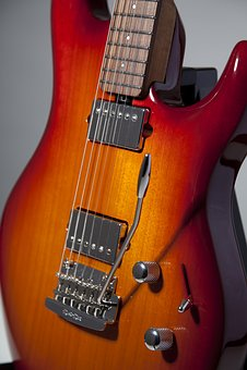 Guitar, Electric Guitar, Music, Instrument