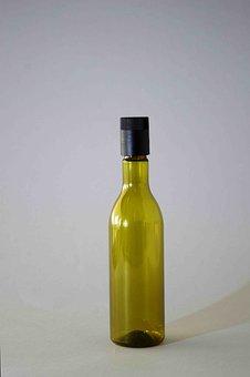 Isolated, Plastic Bottle, Pet Bottle, 75ml, Bottle