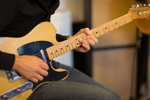 Telecaster, Guitar, Music, Stringed Instrument, Fender