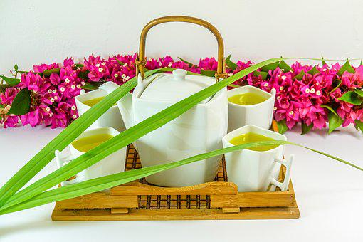 Teapot, Teacup, Tee, Cup, Drink, Teeservice, Teatime