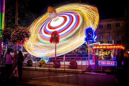 Fun, City, Fair