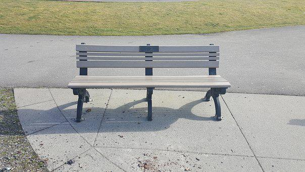 Bench, Park Bench, Relax, Seat, Sitting, Rest, Park