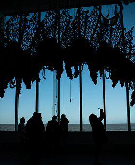 Margate, Turner Gallery, Architecture, Sea