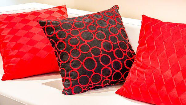 Pillow, Sofa, Cozy, Furniture, Seat Cushions, Couch