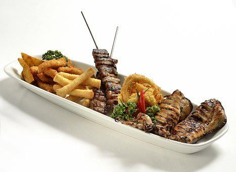Barbecue, Food Platter, Beer Match, Grilled, Meat, Bbq