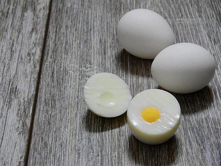 Egg, Eat, Food, Dine, Breakfast, Delicious, Boiled Egg