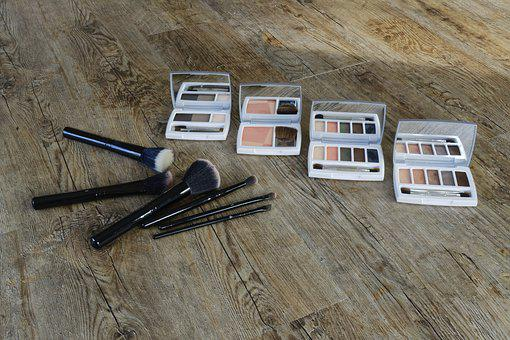 Cosmetics, Make Up, Makeup, Beauty, Color, Eye Shadow