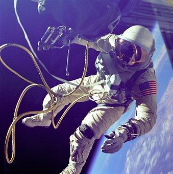 Spacewalk, Eva, Astronaut, Nasa, Edward White