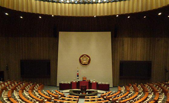 The National Assembly, Yeouido, Politics