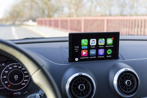 Apple Carplay, Audi A3, Audi, Automobile, Pkw, Auto, A3
