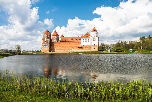 Castle, Palace, Architecture, Building, Old, Landmark