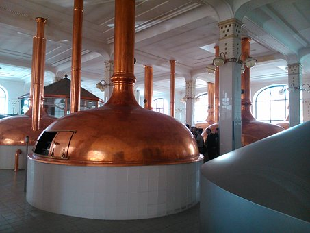 Brewery, Forms, Copper