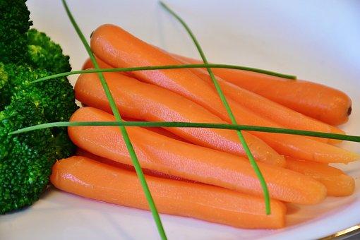 Carrots, Beets, Broccoli, Yellow Beets, Vegetables