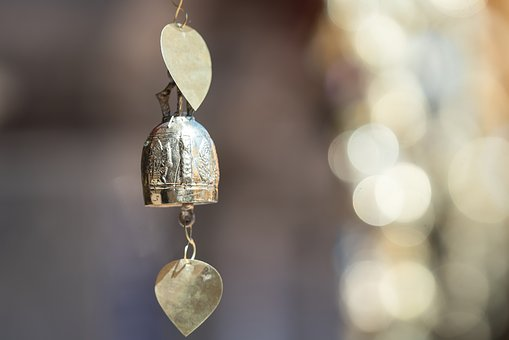 Bell, Religion, Dream, Old, Traditional, Travel, Metal