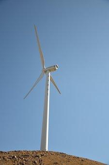Wind Power Generation, Northwest, Windmill