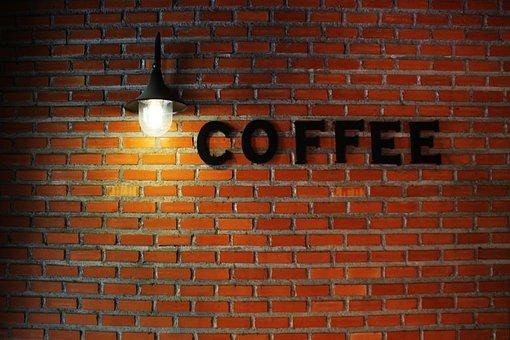 Coffee, Cafe, Design, Template, Symbol, Icon, Caffeine