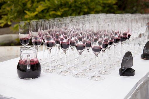 Glass, Glasses, Celebrate, Champagne Glasses, Champagne