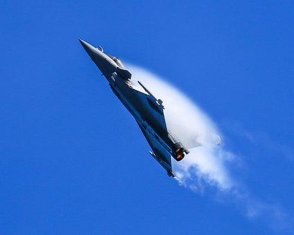 Hunting, Aircraft, Reaction, Sky, Military, Flight