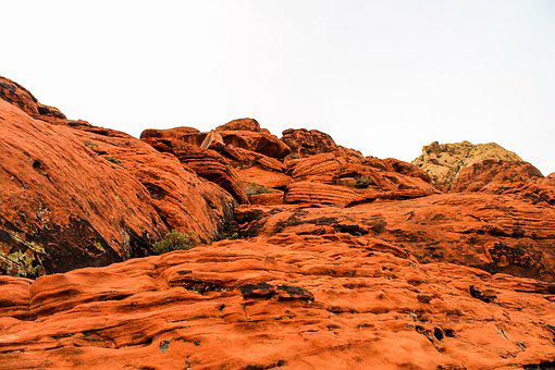 Utah, Red Rocks, Red, National, Park, Usa, Desert