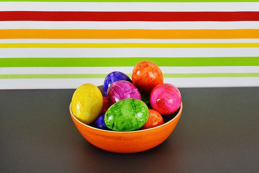 Egg, Easter Eggs, Colorful, Happy Easter, Colored