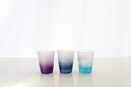 Shot Glasses, Drinking, Drink, Alcohol, Shot, Bar