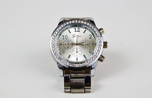Clock, Wrist Watch, Time Indicating, Time, Mens