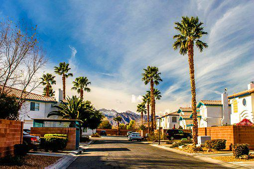 Las Vegas, Road, Vegas, Las, Nevada, City, Usa, Sign
