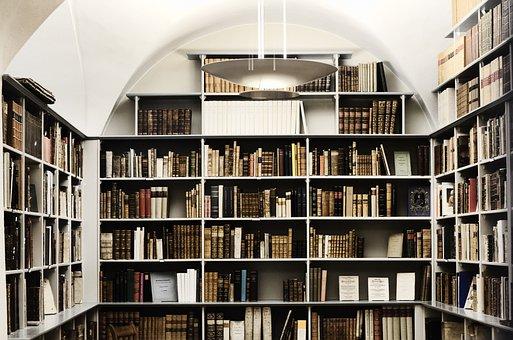 Library, Books, Education, Knowledge, Literature, Read