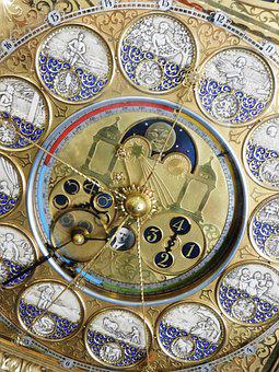 Clock, Monument, Clock Shield, Time, Architecture