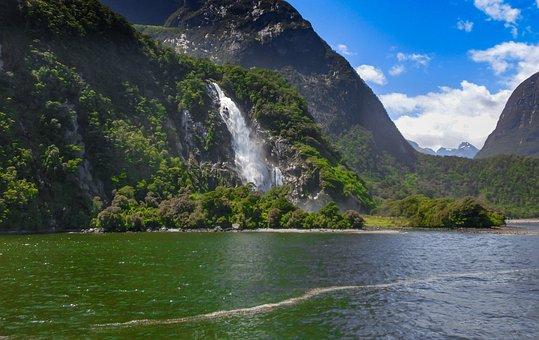 Alpine, New Zealand, Mountains, Nature, Southern
