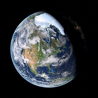 Earth, Planet, Space, Cosmos, Globe, Astronomy, Cosmic